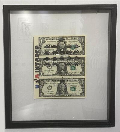 Banksy, 'U.S.A. Invader, Dismaland', 2015
