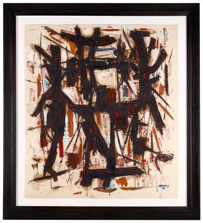 Leo Davy, 'Figures Deconstructed', 1956