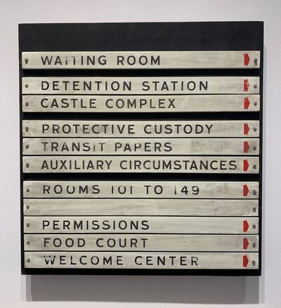 Skylar Fein, 'Castle Complex Government Services Center', 2019