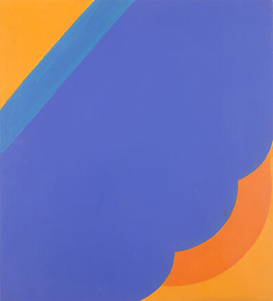 Georg Karl Pfahler, 'Untitled', 1965