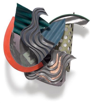 Frank Stella, 'Imaginary Trouble', 1986