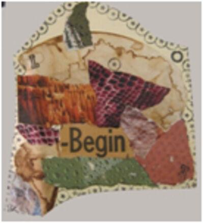 George Herms, 'Begin', 2002