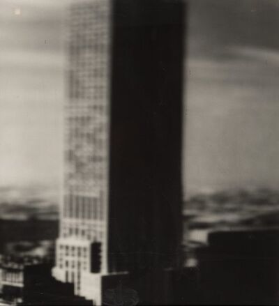 Tom Baril, 'Chanin Building', 1989