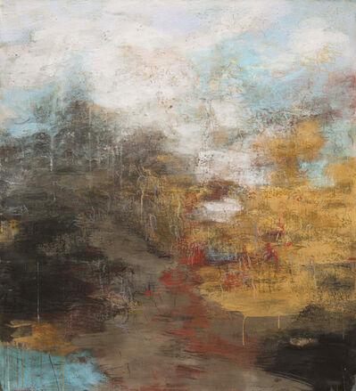 Orazio De Gennaro, 'Maleventum (Maps Series)', 2010