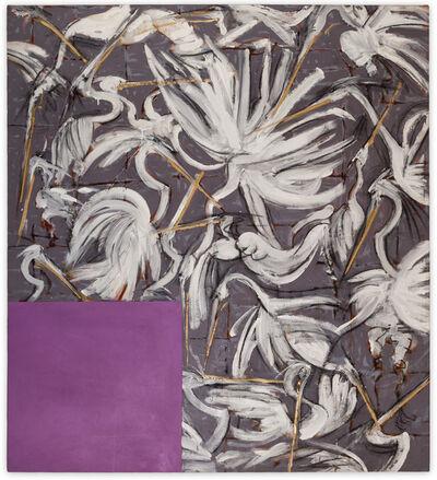 Gordon Rayner, 'Dance of the White Herons ', 1990
