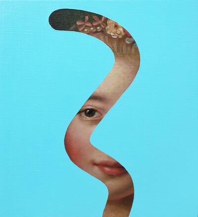 Lino Lago, 'Fake Abstract (Jean Marc Nattier)', 2020