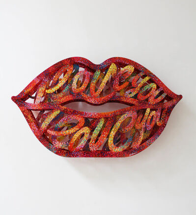 David Gerstein, 'Read my lips', 2007