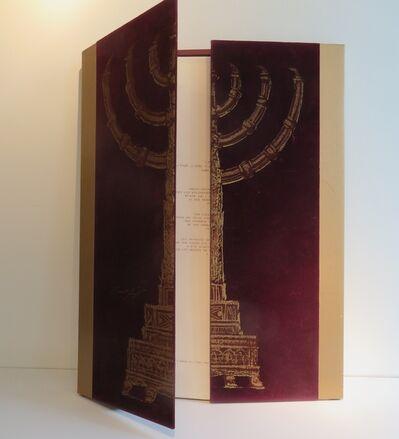 Ernst Fuchs, 'KABBALAH - 32 PATHS TO WISDOM - ART BOOK ', 1978