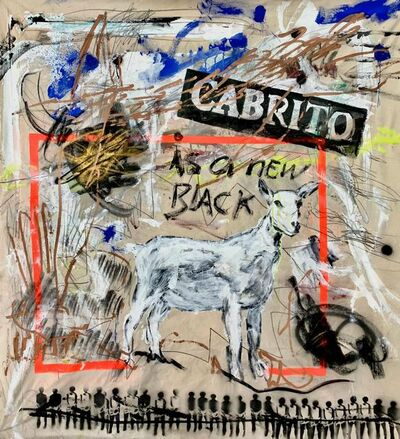 René Tavares, 'Cabrito is the new black', 2020