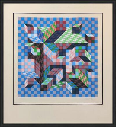 Victor Vasarely, 'SIRT-MC', 1978