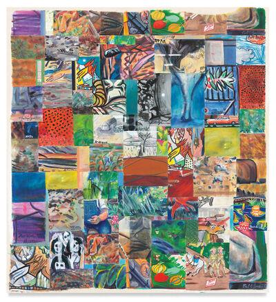 Franklin Evans, 'iowapaintnotes', 2021