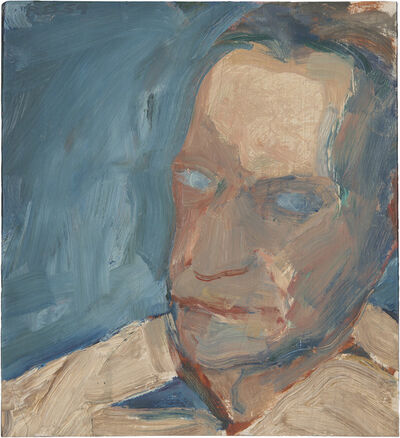 Richard Diebenkorn, 'Portrait of David Park', 1959