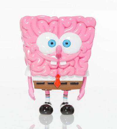 Emilio Garcia, 'Sponge Brain Resin Figure', 2018