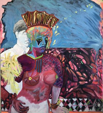 Marie Peter-Toltz, 'Centauresse Nee Des Oceans', 2017