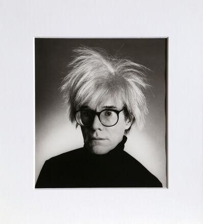 Christopher Makos, 'Favorite Portrait (Warhol: Ten Images)', 1986