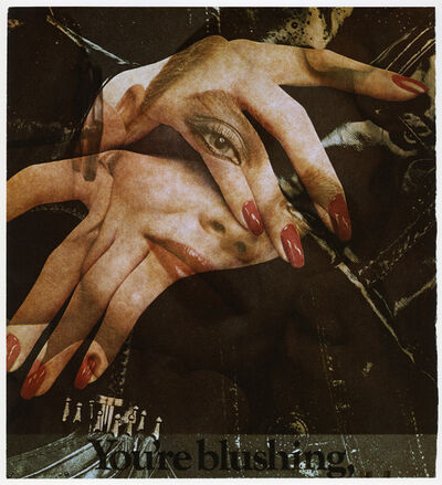 Robert Heinecken, 'Recto/Verso Portfolio', 1989