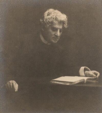 Arnold Genthe, 'David Belasco', circa 1925
