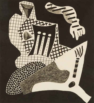 Stuart Davis, 'Composition', 1931