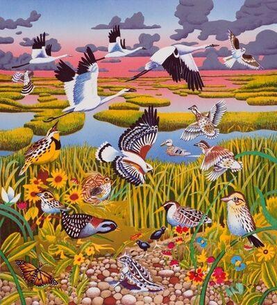 Billy Hassell, 'Powderhorn Ranch, Gulf Coast of Texas', 2015