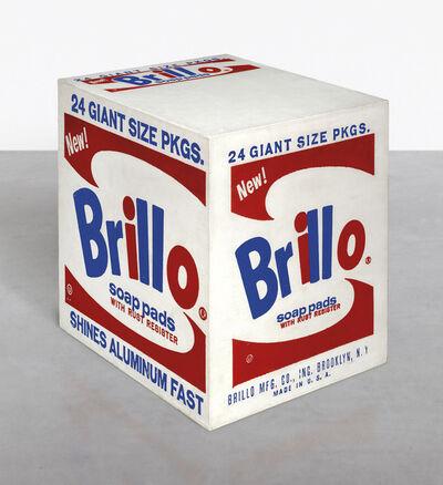 Andy Warhol, 'Brillo Soap Pads Box', 1964