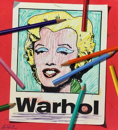 Ben Steele, 'Wanton Warhol', 2015