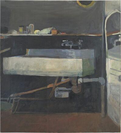 Richard Diebenkorn, 'Corner of Studio – Sink', 1963