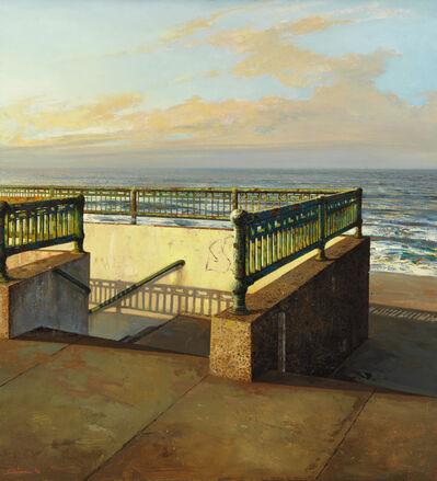 Santana, 'Graffiti Underpass', 1996
