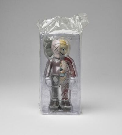 KAWS, 'COMPANION (FLAYED) OPEN EDITION BROWN', 2016