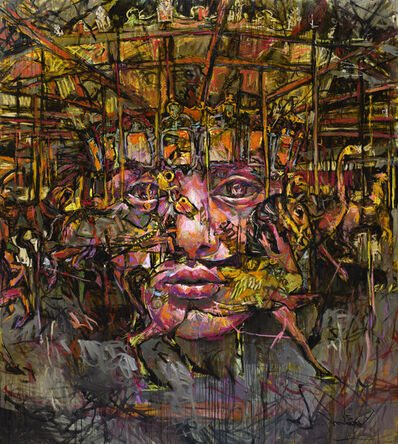 Marvin Chan, 'Mercurial times, Beyond the Machine ', 2015