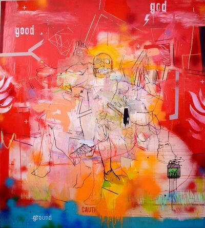 Thameur Mejri, 'Good God', 2018
