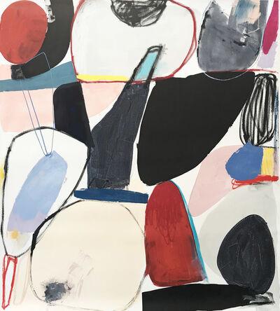 Heather Chontos, 'Mountains Collide No. 2', 2019