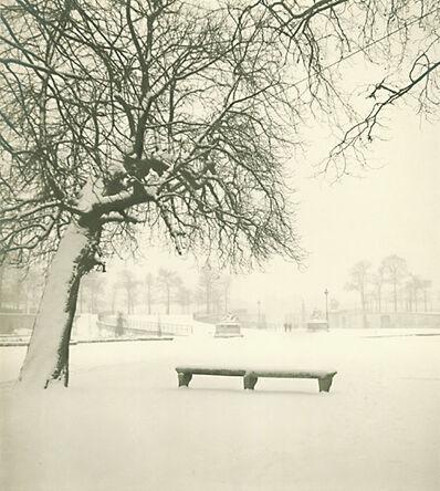 Marcel Bovis, 'Tuileries Gardens, Paris', 1955/1955