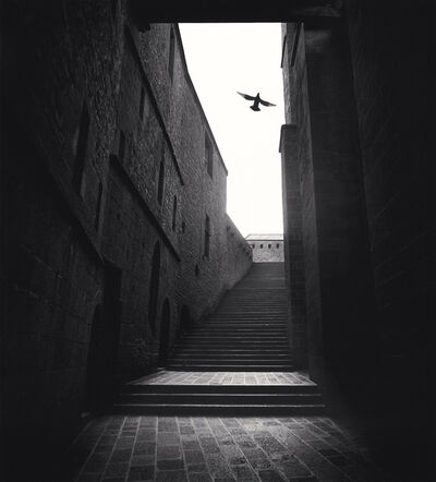 Michael Kenna, 'INVITATION TO PRAYER, MONT ST. MICHEL, FRANCE, 1994', 1994