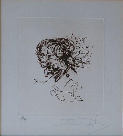 Salvador Dalí, 'Symbols Devil', 1970