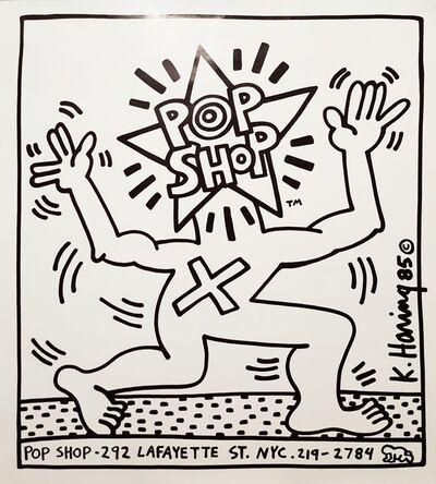 Keith Haring, 'Pop Shop', 1986