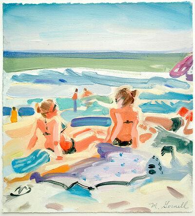 Margery Gosnell-Qua, 'Beach Ladies', 21st Century