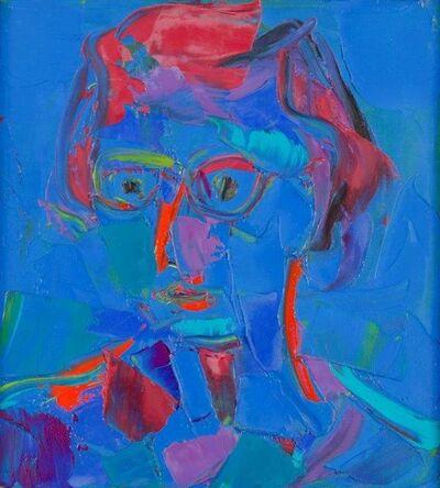 Olga Albizu, 'Self Portrait'