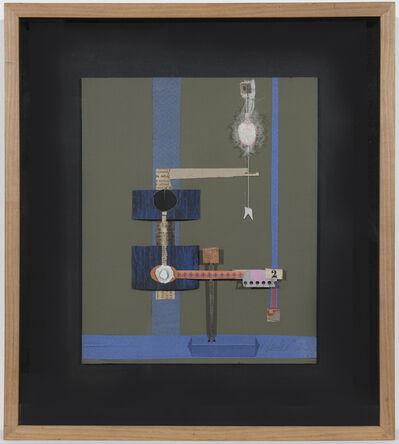 Addie Herder, 'Pari-Mach', 1967
