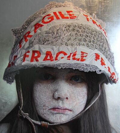 Gordon Harris, 'Fragile Girl', 2019
