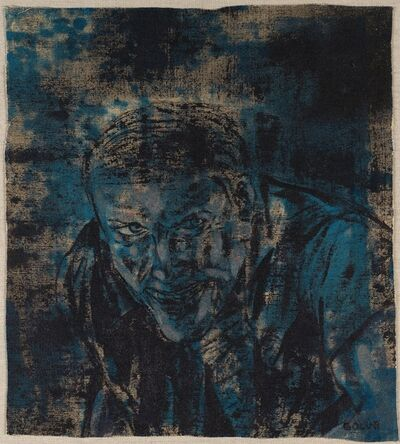 Leon Golub, 'Head', 1988