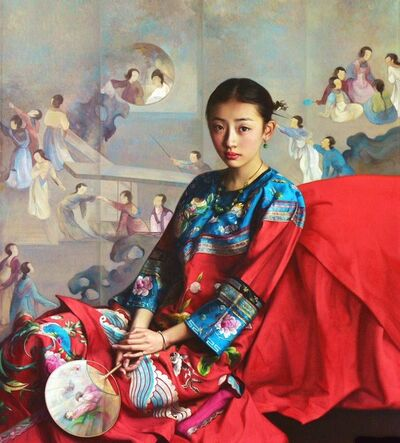 Zhao Kailin, 'Memories', 2018
