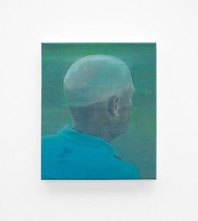 Boo Saville, 'Green Head', 2020