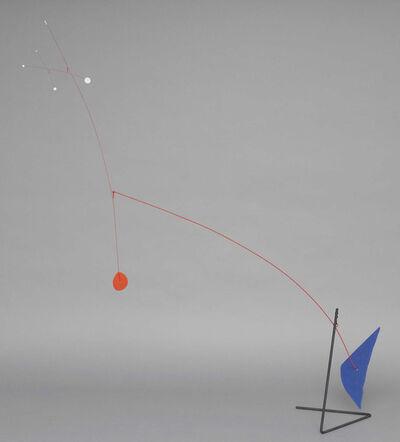 Alexander Calder, 'Blue Waves a Feather ', 1948