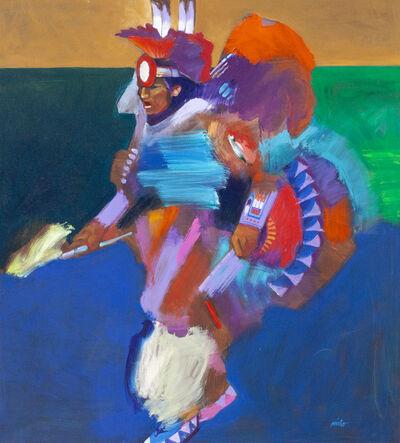 John Nieto, 'War Dancer', ca. 2018