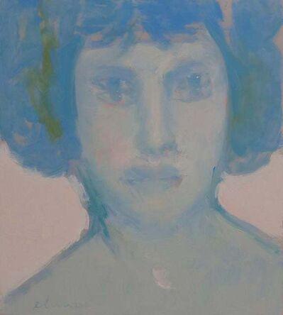 Elena Zolotnitsky, 'After Man Ray / small striking oil painting ', 2019