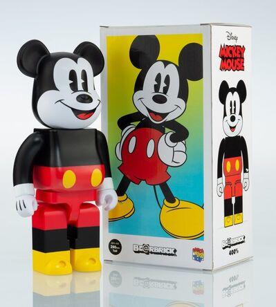 BE@RBRICK X Disney, 'Mickey Mouse', 2018