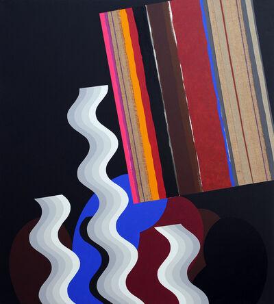 Mohammed Melehi, 'Untitled 6', 2011-2012