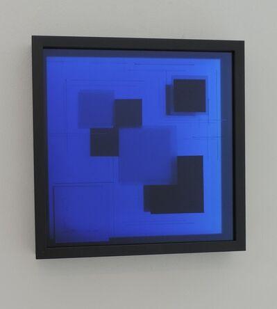 Alain-Jacques Lévrier-Mussat, 'Spectrographie – 476-II', 2019