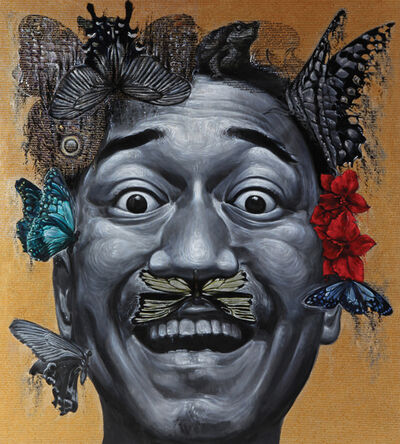 Chatchai Puipia, 'Life in the City of Angels: Heatedly Smile Disease', 2013