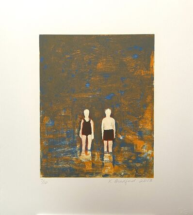 Katherine Bradford, 'Two Bathers', 2013